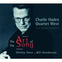 Charlie Haden / Quartet West - The art of the song