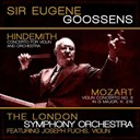 Joseph Fuchs / Sir Eugène Goossens / The London Symphony Orchestra - Hindemith: violin concerto  - mozart: violin concerto no. 3 in g major, k. 216