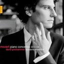 David Greilsammer / Suedama Ensemble - Mozart: concertos for piano no. 22 et 24