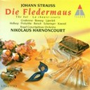 Nikolaus Harnoncourt - Strauss, johann ii : die fledermaus (highlights)  -  apex