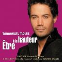 Emmanuel Moire - Etre a la hauteur (single)