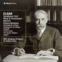 Sir Andrew Davis / Sir Edward Elgar - Elgar : orchestral works (5 cds)