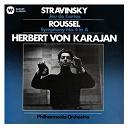 Herbert Von Karajan - Stravinsky: jeu de cartes - roussel: symphony no. 4