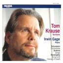 Irwin Gage / Tom Krause - Schumann : dichterliebe - brahms : songs - musorgsky : songs and dances of death