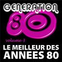 Génération - Le Meilleur Des Années 80 Vol. 3