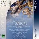 """Coro Della Radio Svizzera / Diego Fasolis / I Barocchisti - Bach: cantatas bwv 198 """"trauerode"""", bwv 106 """"actus tragicus"""", bwv 196 """"der herr denket an uns"""", bwv 53 """"schlage doch, gewünschte stunde"""""""