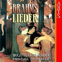 Brigitte Fassbaender / Irwin Gage / Thomas Riebl - Brahms: lieder