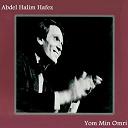 Abdel Halim Hafez - Yom min omri