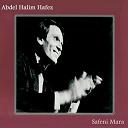 Abdel Halim Hafez - Safeni mara