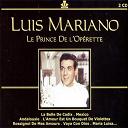 Luis Mariano - Le Prince De L'Operette