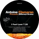 Antoine Clamaran - Different drums