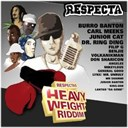 Angelee / Benjie / Burro Banton / Carl Meeks / Don Sharicon / Dr Ring-Ding / Filip G & Respecta / General Good / Junior Banton / Junior Cat & Filip G / King / Lantan / Lynx / Mikeylous / Mr. Shammi / Respecta & Paapi D / Respecta's Heavy Weight Riddim / Volkanikman - Respecta's heavy weight riddim