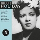 Billie Holiday - Billie holiday, vol. 3