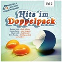 "Adam Faith / Baker Knight / Bob Wills / Bob, Eddy / Bobby Darin / Bobby Rydell / Boy Berger / Buddy Holly / Elvis Presley ""The King"" / Gerhard Wendland / Hank Williams / Ted Herold / Udo Jürgens / Wilbert Harrison / Wolfgang Graf - Hits im doppelpack, vol. 2"