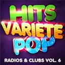 Hits Variété Pop - Hits variété pop vol. 6 (top radios & clubs)
