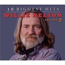Willie Nelson - 16 biggest hits /vol.2 : willie nelson