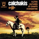 Los Calchakis - Los calchakis, vol.8 : flûtes, guitares et chants d'argentine