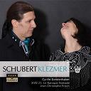 Franz Schubert - Schubert klezmer