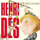 Henri Dès - Henri dès, vol. 17 : abracadabra (12 chansons + versions instrumentales)