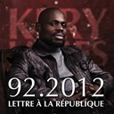 Kery James - Lettre &agrave; la r&eacute;publique