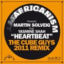 Africanism / Martin Solveig - Heartbeat (feat. yasmine shah) (the cube guys 2011 remix)
