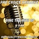 Pro Choice Karaoke - Sing the hits of u2 (karaoke version) (originally performed by u2)