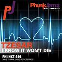 Tzesar - I know it won't die (original mix)