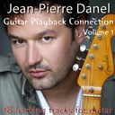 Jean-Pierre Danel - Guitar playback connection, vol. 1 (18 backing tracks for guitar)