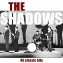 The Shadows - 45 classic hits