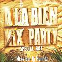 Abdou / Aïssa / Dj Spécial Raï / Fati / Ghazi / Hasni Sghir / Jallal Hamdaoui / Jamila, Salim / Karim Mosbahi, Naima Fethi / Khalass / L'aid Taourirti / Maminou / Mimou / Nani / Omar Jenni, Hanane / Reda Taliani / Redouane / Saïd Rami / Sidou, Jamila / Talbi One / Zahouania - A la bien mix party (29 hits raï mixés par dj hamida)