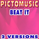 Pictomusic - Beat it (karaoke version) (originally performed by michael jackson)