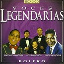 Antonio Mach&iacute;n / Los Panchos / Nat King Cole - Voces legendarias (bolero)