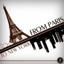 Billie Holiday / Bob Dylan / Charles Trénet / Dean Martin / Ella Fitzgerald / Frank Sinatra / Jacques Brel / Léo Ferré / Phil Spector / Quincy Jones / Ray Charles / Édith Piaf - From paris to new york, vol. 2