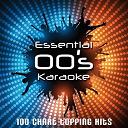 Sing Karaoke Sing - Essential 00's - karaoke (100 chart topping hits)