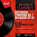 Ferenc Fricsay / L'orchestre Philharmonique De Berlin - Beethoven: symphonie no. 7 in a major, op. 92 (remastered, mono version)