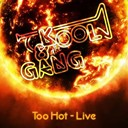 Kool & The Gang - Too hot (live)
