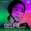 Asha Bhosle - Selfie with asha bhosle