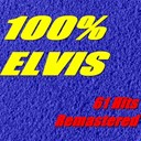 "Elvis Presley ""The King"" - 100% elvis (61 hits remastered)"