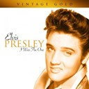 "Elvis Presley ""The King"" - Vintage gold - i was the one"