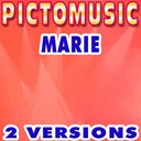 Pictomusic - Marie (karaoke version) (originally performed by johnny hallyday)