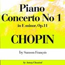 Samson François - Chopin : piano concerto no.1 in e minor, op.11