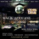 Malik Adouane - Wha wha wha (feat. shine) (after rai mix)