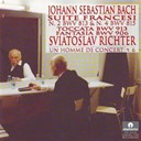 Sviatoslav Richter - Bach : Suite Francesi No.2 , No. 4