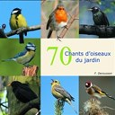 Fernand Deroussen - 70 chants d'oiseaux du jardin