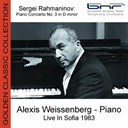 Alexis Weissenberg / Vasil Stefanov Bulgarian National Radio Simphony Orchestra - Rachmaninoff: piano concerto no. 3, in d minor, op. 30 (golden classic collection)