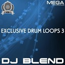 Dj Blend - Exclusive drum loops 3