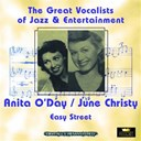 Anita O'day / June Christy - Easy street (great vocalists of jazz & entertainment - digitally remastered)