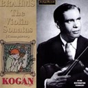 Andrei Mytnik / Leonid Kogan - Johannes brahms : the violin sonatas (complete)
