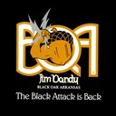 Black Oak Arkansas / Jim Dandy - The black attack is back