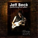 Jeff Beck - Performing this week... at ronnie scotts